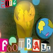 4 Pics football icon