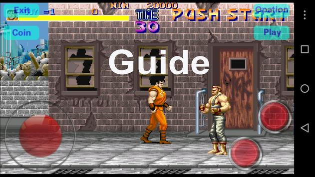 Guide for Final Fight poster