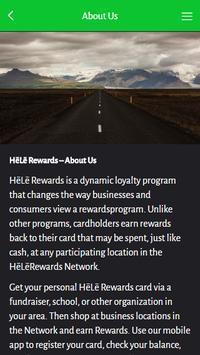 Hele Rewards apk screenshot
