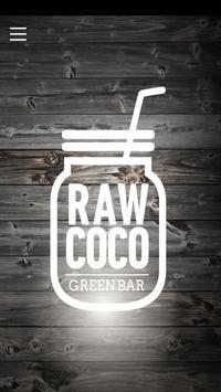Raw Coco Gijón poster