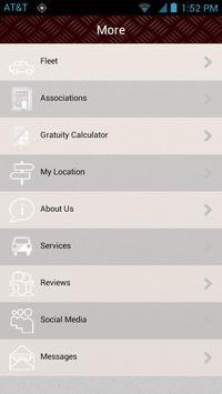 Unique Limo Services screenshot 3
