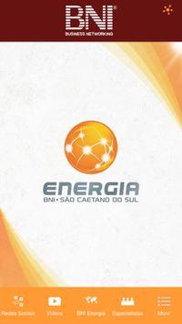 BNI Energia SCS poster