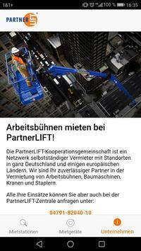PartnerLIFT poster
