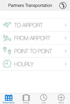 Partners Transportation screenshot 1