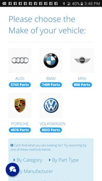 Parts 4 VWs apk screenshot