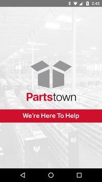 PartsTown poster
