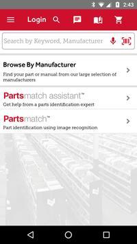 PartsTown apk screenshot