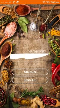 ChefPost apk screenshot