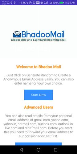 Bhadoo Mail for Android - APK Download