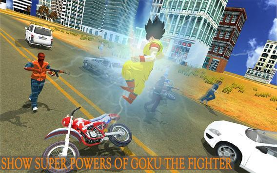 Saiyan Battle: Dragon Goku Superhero Warrior screenshot 4