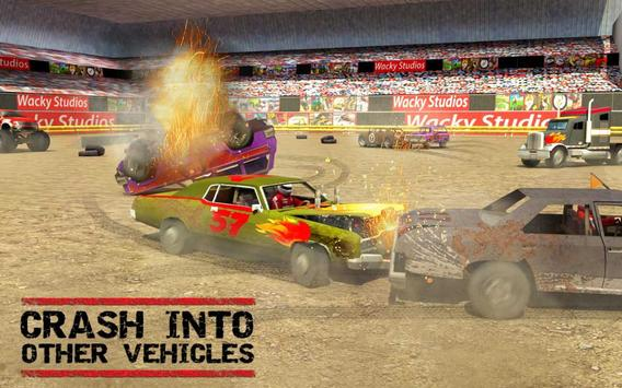 Real Car Demolition Derby Race apk screenshot