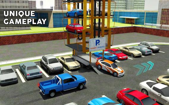 Multi-Level Smart Car Parking apk screenshot
