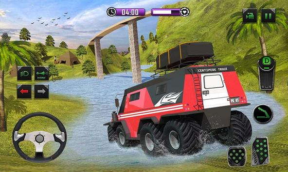 8x8 Spin Tires Offroad Mud-Runner Truck Games 2018 for Android - APK ...
