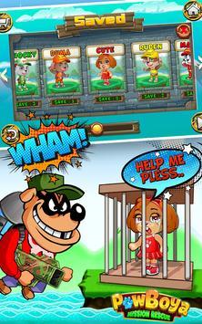 pawBoya Mission : Rescue Animals apk screenshot