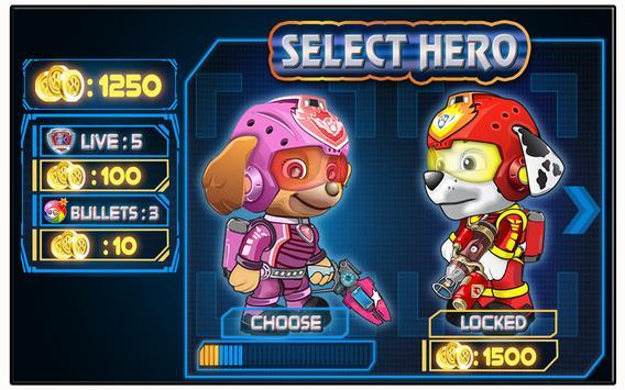 Super Paw Marshall Heroes screenshot 2