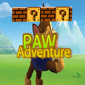Paw Adventure Puppy World icon
