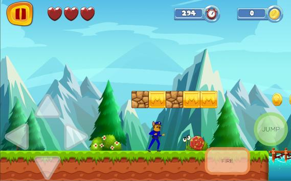 Paw Adventure Puppy World screenshot 1