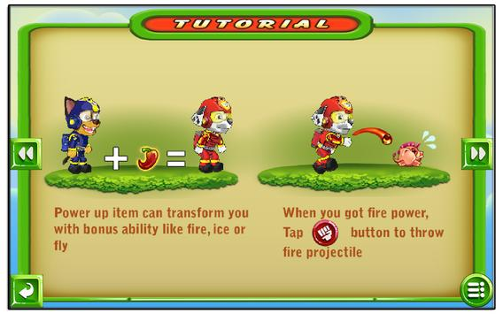 Paw Puppy World screenshot 5