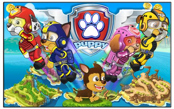 Paw Puppy World poster