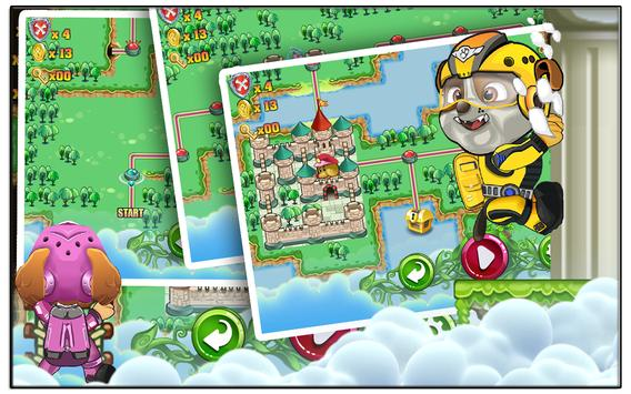 Paw Puppy World screenshot 2
