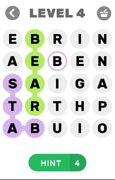 64 Word Search Puzzle Game screenshot 6