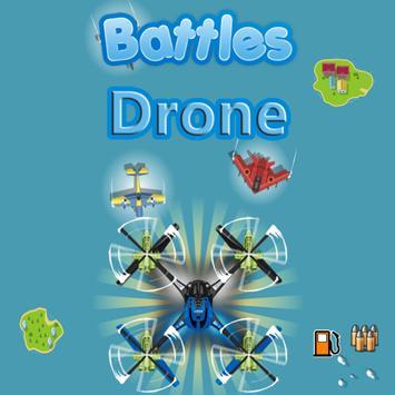 Battle Drone poster