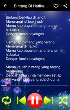 Lagu Bintang Di Hatiku Terbaik poster