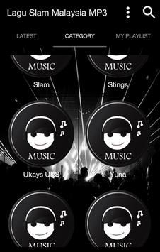 Lagu Slam Malaysia MP3 screenshot 1