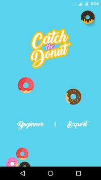 Catch The Donut poster
