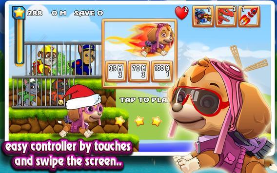 Super Paw Cute Puppy apk screenshot