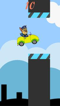 Paw Flappy Game screenshot 4