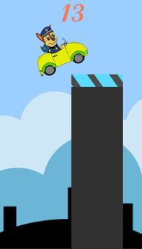 Paw Flappy Game screenshot 10