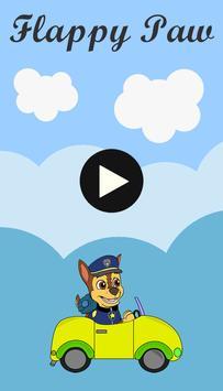Paw Flappy Game screenshot 3