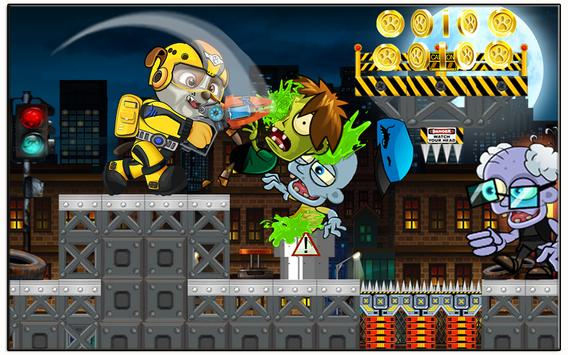 Super Paw Rubble Heroes apk screenshot