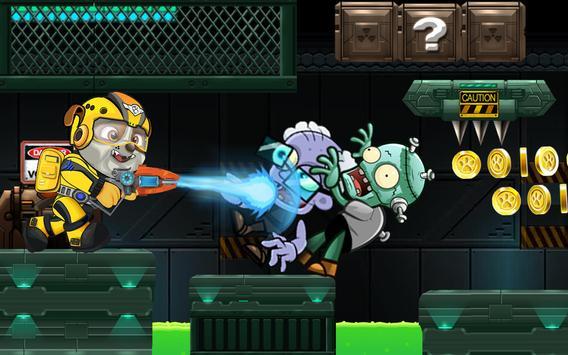 Paw Puppy Hero Patrol screenshot 7