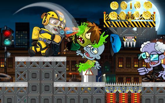 Paw Puppy Hero Patrol screenshot 8