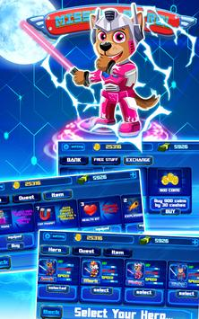 PAW The Legend Warrior apk screenshot