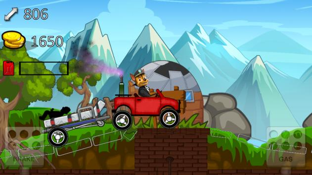 Paw Puppy Racing screenshot 1