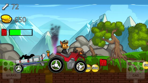 Paw Puppy Racing screenshot 2