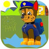Rash Paw Subway Puppy icon