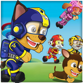 Adventures Paw Puppy World icon