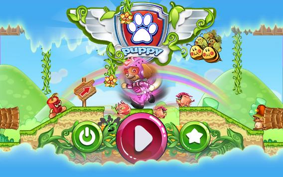 Adventures Paw Puppy World apk screenshot