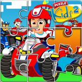 Paw Puzzle Car 2 icon