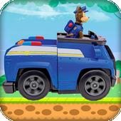 Super Paw Patrol Car Adventure icon