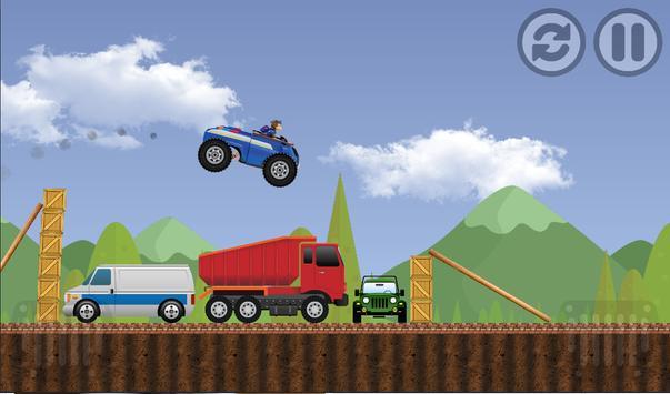 Super Paw Patrol Car Adventure apk screenshot