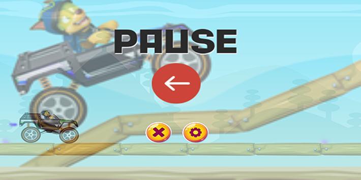 Super Paw Puppy Driver apk screenshot