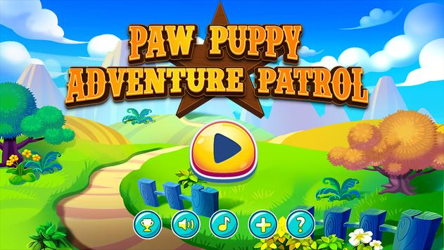 Paw Puppy Adventure Patrol poster