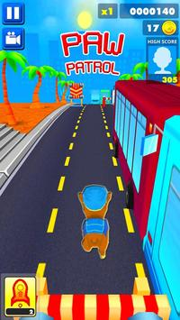 Paw Subway Patrol Run screenshot 1