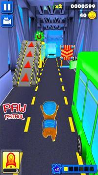 Paw Subway Patrol Run screenshot 2