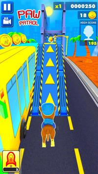 Paw Subway Patrol Run screenshot 3